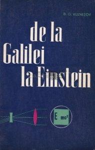 De la Galilei la Einstein