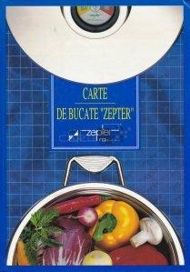 "Carte de bucate ""Zepter"""