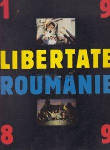 Libertate Roumanie 1989