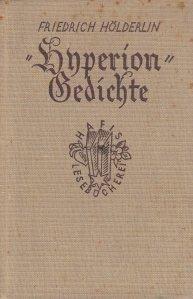 Hyperion gedichte / Poezia lui Hyperion
