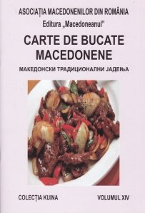 Carte de bucate Macedonene