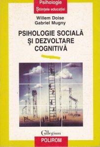 Psihologie sociala si dezvoltare cogitiva