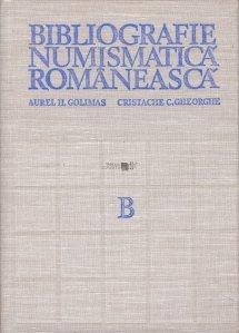 Bibliografie numismatica romaneasca