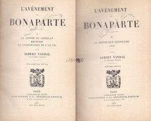 L'avenement de Bonaparte / Aparitia lui Bonaparte