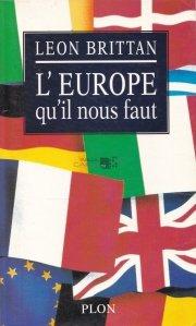 L'Europe qu'il nous faut / Europa de care avem nevoie