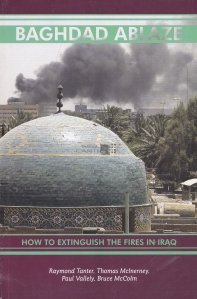 Baghdad ablaze