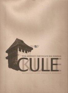 Cule case boieresti fortificate din Romania