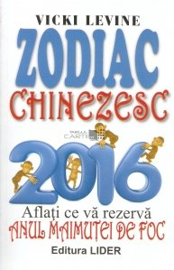 Zodiac chinezesc 2016
