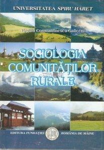 Sociologia comunitatilor rurale