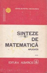 Sinteze de matematica