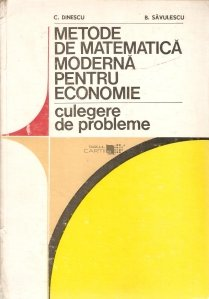 Metode de matematica moderna pentru economie