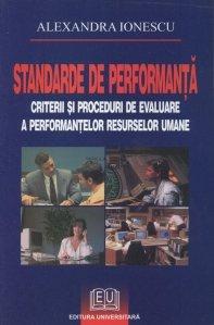 Standarde de performanta