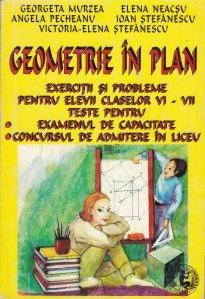 Geometrie in plan