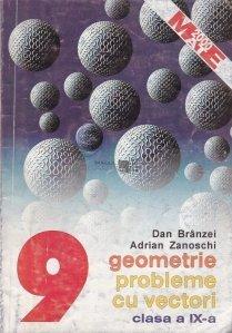 Geometrie. Probleme cu vectori