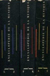 Encyclopedie de la Musique