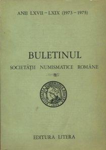 Buletinul Societatii Numismatice Romane