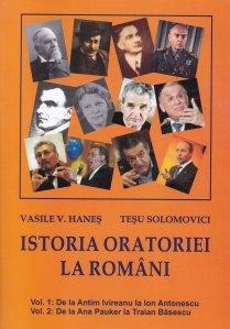 Istoria oratoriei la romani