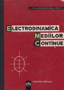 Electrodinamica mediilor continue