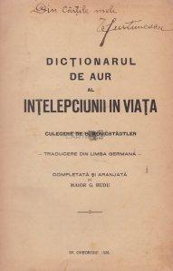 Dictionarul de aur al intelepciunii in viata