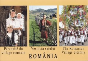 Vesnicia satului / Perennite du village roumain / The Romanian Village eternity