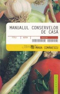 Manualul conservelor de casa