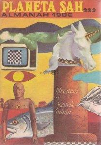 Planeta Sah. Literatura si jocurile mintii