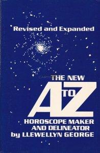 The New A to Z Horoscope Maker and Delineator / Noul creator de horoscop de la A la Z