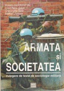 Armata si societatea