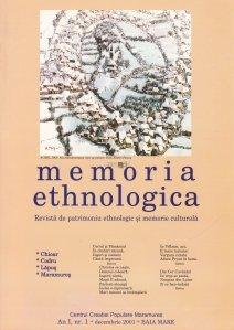 Memoria ethnologica