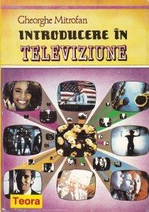Introducere in televiziune