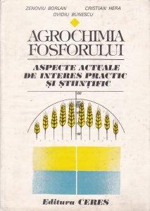 Agrochimia fosforului