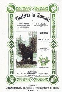 Vinatoarea in Romania