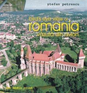 Bird's Eye View of Romania