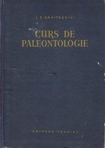 Curs de paleontologie