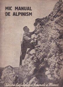 Mic manual de alpinism