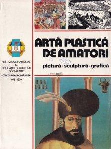 Arta plastica de amatori