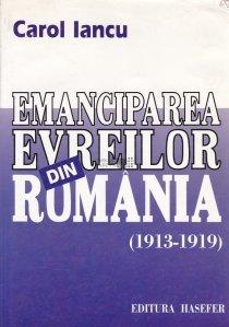 Emanciparea evreilor din Romania (1913-1919)