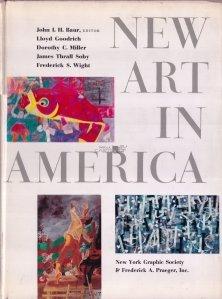 New Art in America / Arta moderna in America: 50 de pictori ai secolului 20