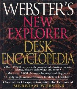 Webster's New Explorer Desk Encyclopedia