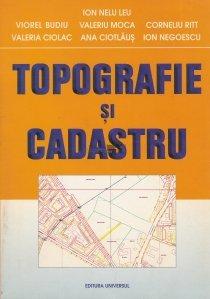 Topografie si cadastru
