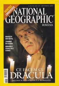 National Geographic (Noiembrie, 2005)