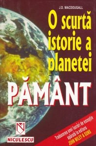 O scurta istorie a planetei Pamant