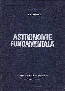 Astronomie fundamentala