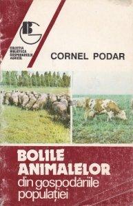 Bolile animalelor din gospodariile populatiei