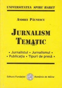 Jurnalism tematic