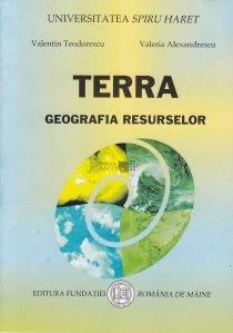 Terra: geografia resurselor
