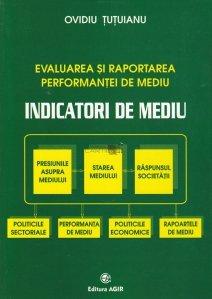 Evaluare si raportarea performantei de mediu
