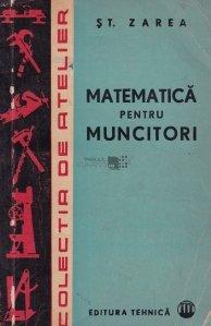 Matematica pentru muncitori