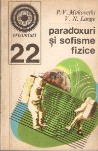 Paradoxuri si sofisme fizice