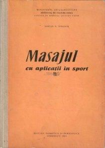 Masajul cu aplicatii in sport